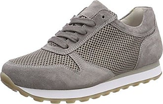 Gabor Shoes Rollingsoft, Zapatos de Cordones Derby para Mujer, Gris (Hellgrau), 35 EU