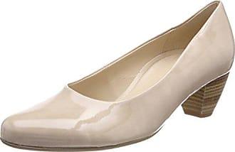 Gabor Shoes Comfort Fashion, Zapatos de Tacón para Mujer, Multicolor (Light Nude/Mutaro), 42.5 EU