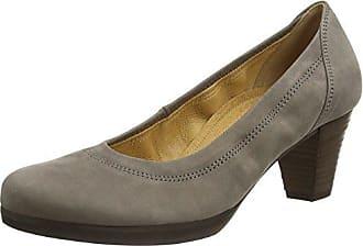 Gabor - Zapatos para Mujer, Color Grau (Fumo), Talla 42.5 Gabor