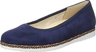 Comfort Sport, Ballerines Femme, Bleu (Bluette.Multi), 38.5 EUGabor