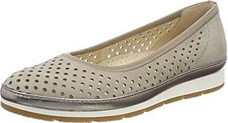 Gabor Shoes Comfort Sport, Ballerines Femme, (Sahara), 42 EU