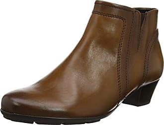 Gabor Shoes Gabor Fashion, Bottes Femme, Marron (Caramello Effekt), 38.5 EU