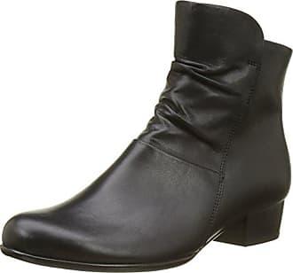 Comfort Basic, Botas para Mujer, Gris (49 Dark-Grey Micro), 41 EU Gabor