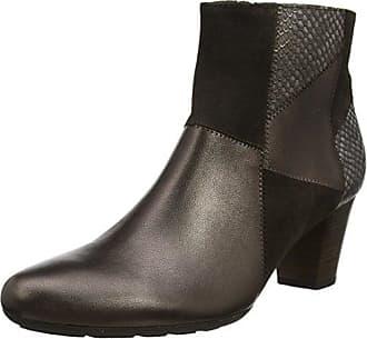 Shoes 51.682, Stivali Corti Donna, Multicolore (Wallaby/Fango(cuoi 13), 38 EU Gabor