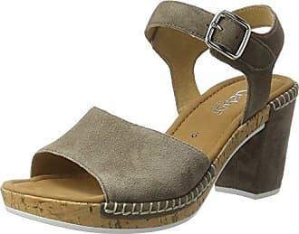 Gabor Shoes Gabor Jollys, Mules para Mujer, Rojo (Kiss), 40 EU