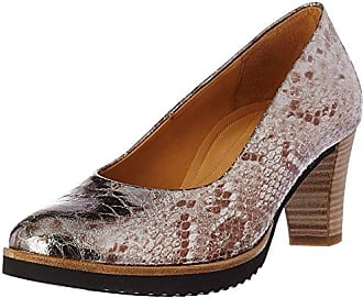 Gabor Shoes Comfort Fashion, Zapatos de Tacón para Mujer, Multicolor (Light Nude/Mutaro), 42 EU