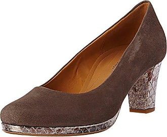 Comfort Basic, Zapatos de Tacón para Mujer, Multicolor (Rame Obl), 36 EU Gabor