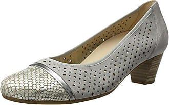 Gabor Shoes 75,130,60 Größe 39 Grau (grau)
