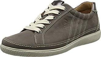 Gabor Shoes Comfort, Zapatillas para Mujer, Marrón (Wallaby/Grafite 32), 37.5 EU