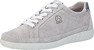 Gabor Shoes Fashion, Zapatillas Para Mujer, Gris (Argento/Ice Aqua), 40 EU
