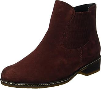 Gabor Shoes Gabor Fashion, Bottes Femme, Gris (Pepper/Argento), 40.5 EU