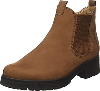Gabor Shoes Comfort Sport, Bottes Femme, Marron (34 Nut Mel.), 42 EU