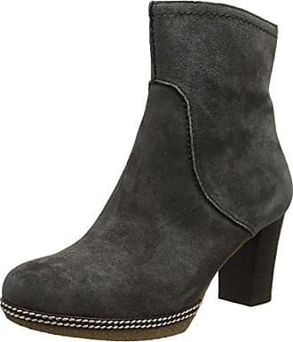 Gabor Shoes Comfort Sport, Botines Femme, Beige (Muschel Micro), 38 EU