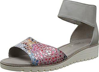 Gabor Shoes Gabor Jollys, Mules para Mujer, Blanco (Weiss Hellgrau), 37.5 EU