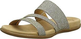 Gabor Shoes Damen Fashion Pantoletten, Orange (Lachs 65), 40 EU