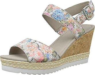 Gabor Shoes Fashion, Sandales Bout Ouvert Femme, (Torba 63), 41 EU