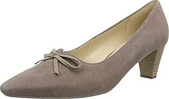 Shoes Fashion, Scarpe con Tacco Donna, Beige (Rame/Skin 64), 40.5 EU Gabor