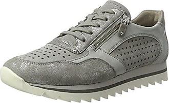 Gabor Shoes Fashion_64.323 - Sneakers Basses - Femme - Gris (Grau/stoneStrass) - 36 EU