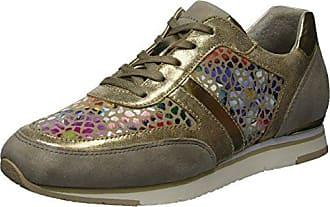 Gabor Shoes Fashion, Zapatillas para Mujer, Beige (Rame/Skin Strass), 43 EU