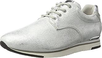 Fashion, Zapatillas para Mujer, Gris (Argento/Weiss/Ice 61), 38.5 EU Gabor