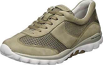 Shoes Fashion, Scarpe da Ginnastica Basse Donna, Marrone (Visone/Space/Silk 12), 38 EU Gabor