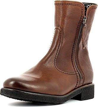Gabor Damen Comfort Basic Stiefel  37.5 EUBraun (34 Nut (Sn/Alma/Mi))