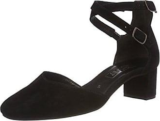 Gabor Shoes Fashion, Pompes à Plateforme Plate Femme, (Kiesel 12), 38.5 EU