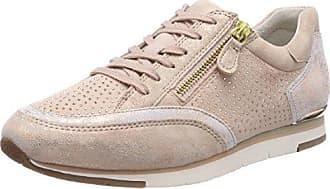 Gabor Shoes Gabor Casual, Zapatos de Cordones Derby para Mujer, Multicolor (Rame/Skin), 42 EU