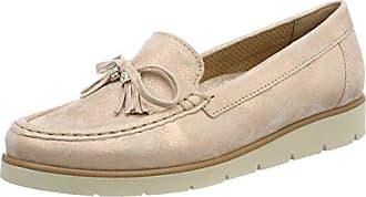 Gabor Shoes Gabor Casual, Mocassins Femme, Multicolore (Rame Natur), 37 EU