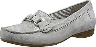 Gabor Shoes 44.401 Damen Espadrilles,Grau (62 Visone),35.5 EU