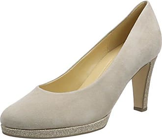 Gabor Shoes Fashion, Escarpins FemmeBeige (Sand 72), 42 EU (8 UK)