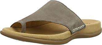 Gabor Shoes Damen Jollys Pantoletten, Grau (Stone Glitter), 39 EU