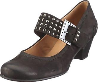 Gabor Shoes 05.458 Damen Knöchelriemchen Pumps, Blau (16 Nightblue), 38 EU