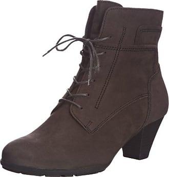 Gabor Shoes Damen Comfort Sport Schlupfstiefel, Grau (Anthrazit (Micro) 30), 42 EU