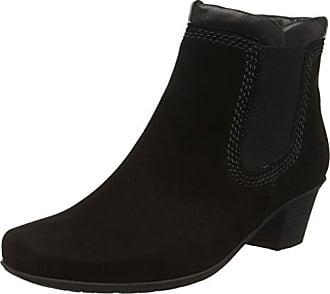 Comfort Fashion 52.981, Botines Mujer, Negro (Schwarz Micro), 39 EU Gabor