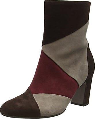 Gabor Shoes Gabor Fashion, Bottes Femme, Marron (13 Wallaby/Fango), 41 EU
