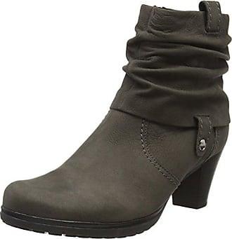 Gabor Shoes Gabor Basic, Bottes Femme, Noir (10 Schwarz/Anthrazit), 40 EU
