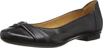 Gabor Shoes Comfort Basic, Damen Geschlossene Ballerinas, Schwarz (Schwarz 67), 42 EU (8 Damen UK)