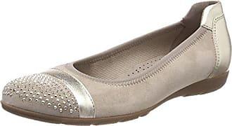 Gabor Shoes Gabor Casual, Ballerines Femme, Bleu (Ocean), 43 EU