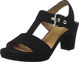 Gabor Shoes Gabor Basic, Mules para Mujer, Azul (Bluette), 39 EU