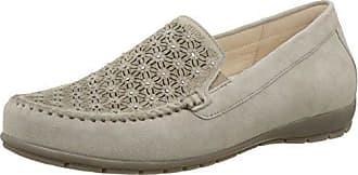 Gabor Shoes Damen Casual Slipper, Braun (Visone/Powder), 40 EU