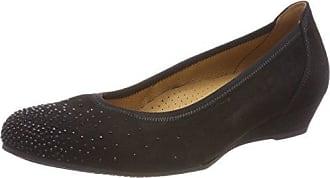 Gabor Shoes Comfort Basic, Escarpins Femme, Noir (Schwarz Obl), 37.5 EU