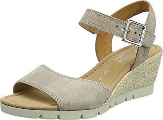 Gabor Shoes Gabor Jollys, Sandalia con Pulsera para Mujer, Multicolor (ENGL.Rose), 37.5 EU
