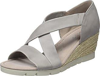 Gabor Shoes Comfort Sport, Mules Femme, Multicolore (Rame Bast), 42.5 EU