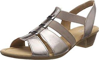 Gabor Shoes Comfort Sport, Sandalia con Pulsera para Mujer, Multicolor (Bronce), 41 EU