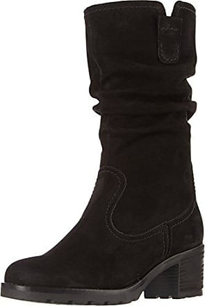 Gabor Shoes Gabor Jollys, Botas para Mujer, Negro (20 Schwarz/Anthrazit), 41 EU
