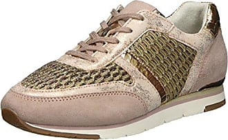 Gabor Shoes Fashion_64.323 - Sneakers Basses - Femme - Beige (Rame/Skin Strass) - 38.5 EU