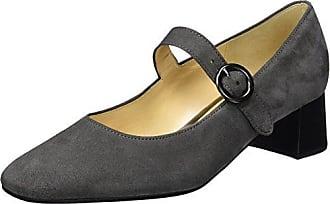 Gabor Shoes 05.458 Damen Knöchelriemchen Pumps, Blau (16 Nightblue), 42 EU