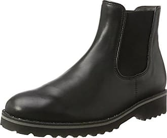 Gabor Shoes 55.641 Bottes Classiques Femme, Noir, 37 EU