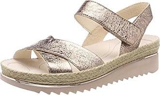 Gabor Shoes Gabor Jollys, Sandalia con Pulsera para Mujer, Multicolor (ENGL.Rose), 35 EU